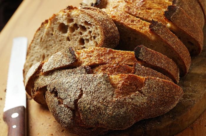 pain de sarrasin par quoi remplacer la farine de blé