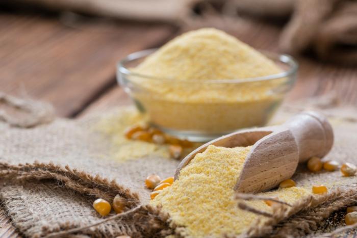 par quoi remplacer la farine de blé farine de maïs