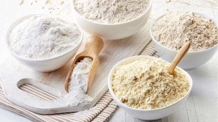 par quoi remplacer la farine de blé idées