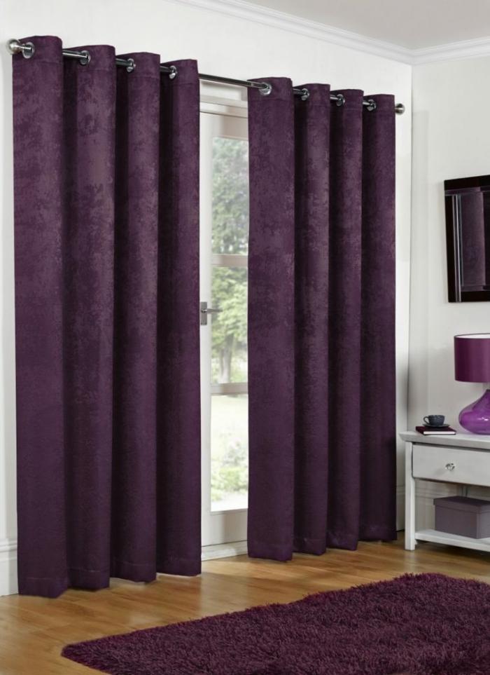rideau isolant id es comment d corer vos fen tres. Black Bedroom Furniture Sets. Home Design Ideas