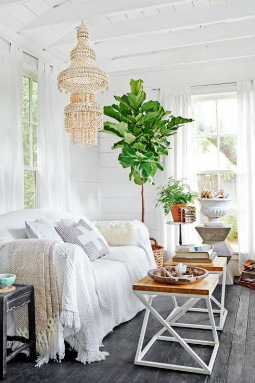 salon confortable petit espace