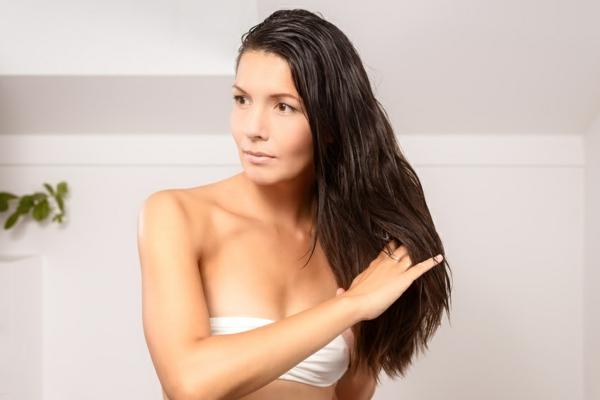 soin réparateur cheveux après-shampoing