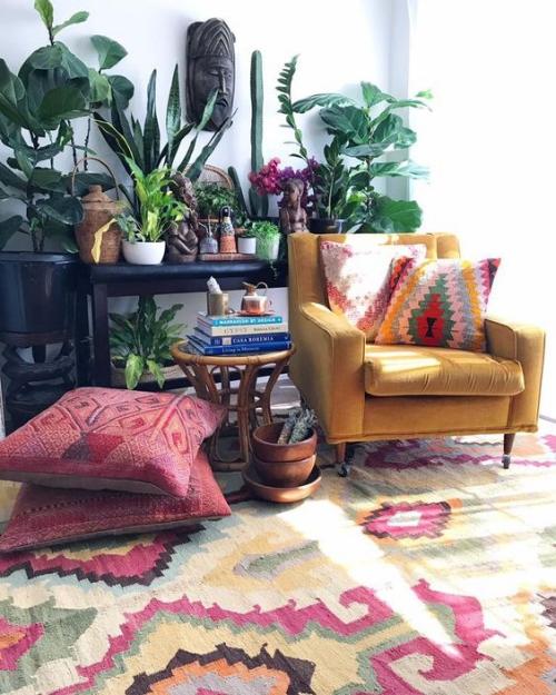 tapis marocain couleurs cassées