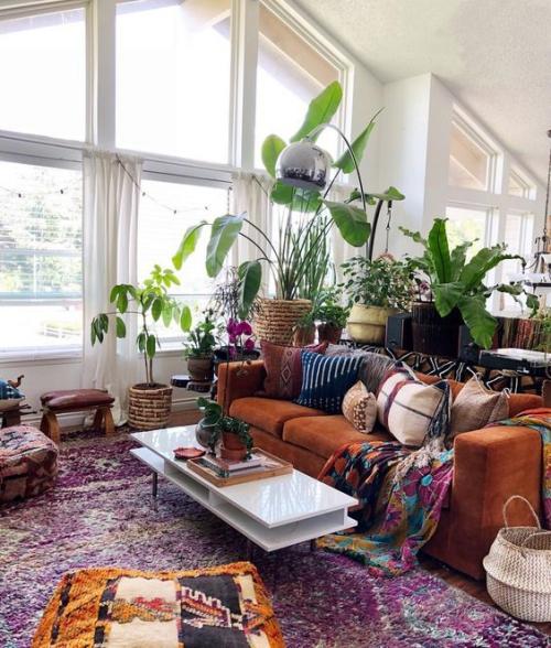 tapis marocain couleurs vives
