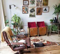 Tapis Marocain Comme Un Objet De Valeur Dans La Maison