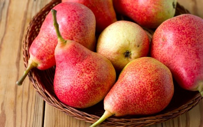 tarte amandine aux poires fruits recette