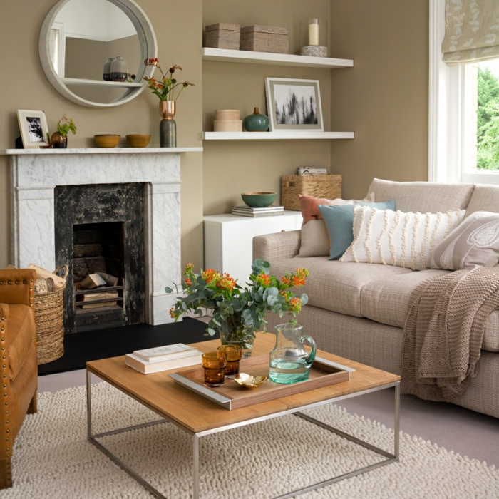 Living Room Inspirations In 2019: Tendance Déco Automne/hiver 2018-2019. Comment Booster