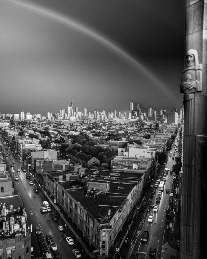Amsterdam photographie noir et blanc