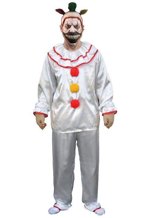 Le déguisement Halloween clown horreur costume pour homme