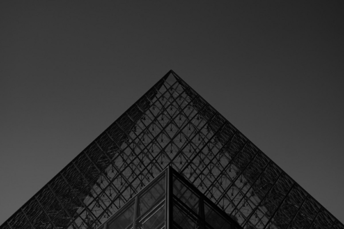 architectute photographie noir et blanc