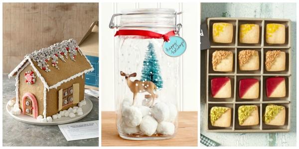 cadeau Noël à faire soi-même une maison à manger