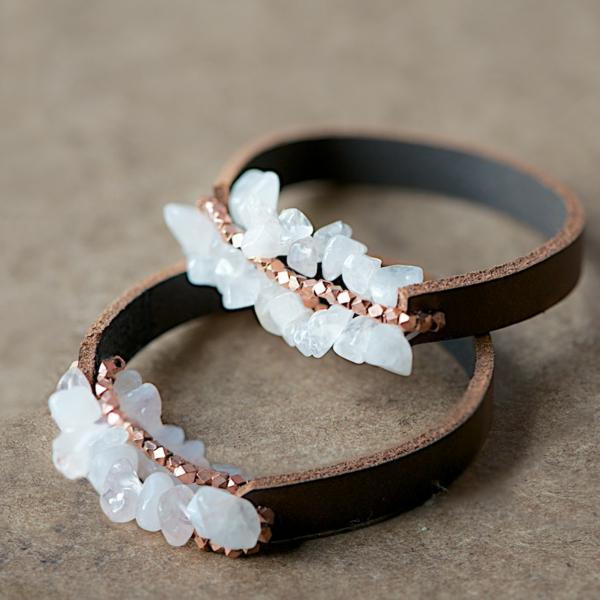 cadeau de noël maman à faire soi-même bracelet unique