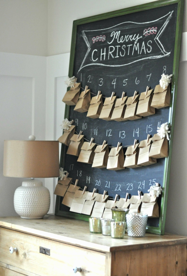maco label template Beautiful Handmade Advent Calendar gorgeous little boxes all upcycled