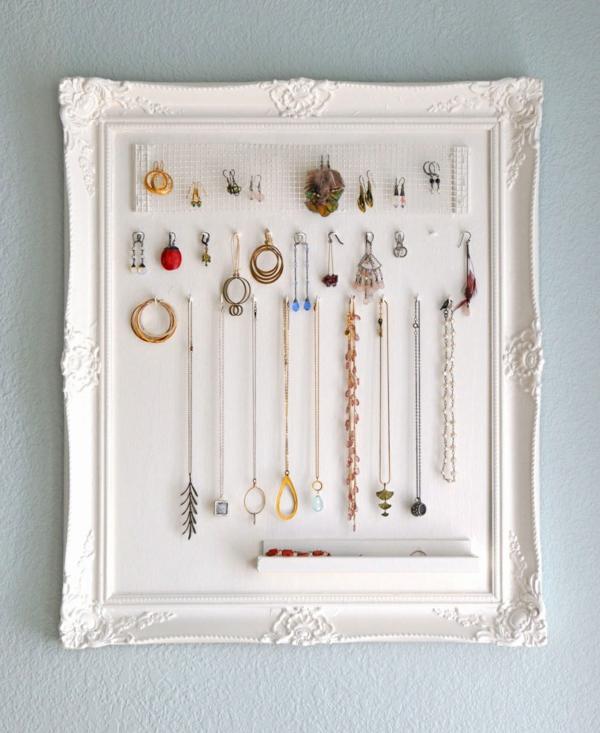 cadeau de noël maman à faire soi-même porte-bijoux
