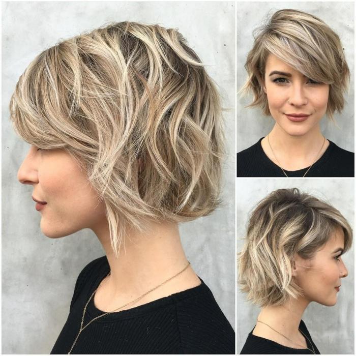 carré-dégradé-court-coiffure-femme-2019