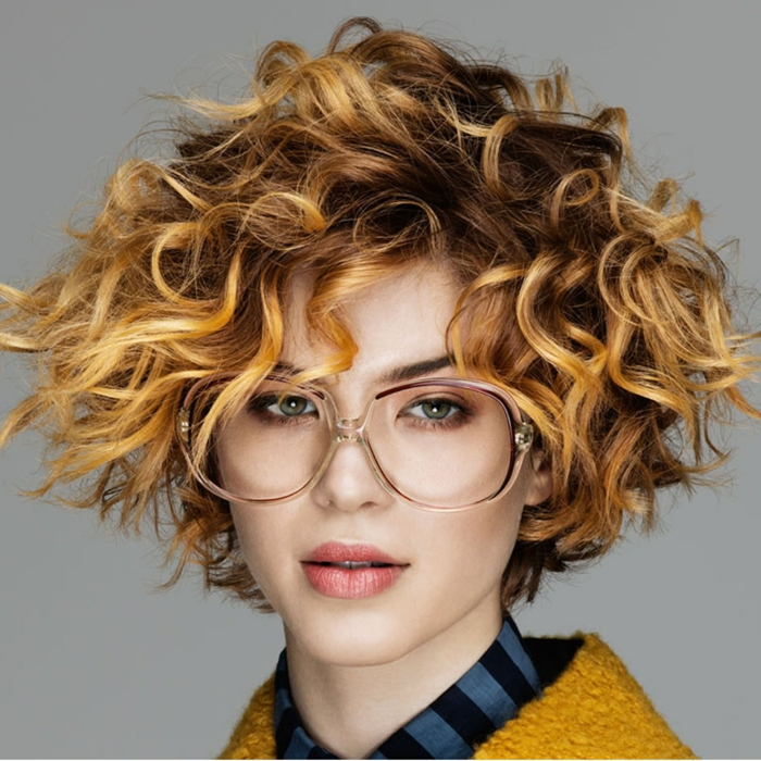 Coupe Femme Carre Degrade