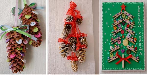 carte de Noël personnalisée des cartes variées