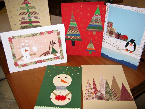 carte de Noël personnalisée une grande variété de cartes