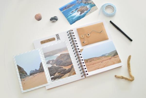 comment faire un carnet de voyage objets significatifs