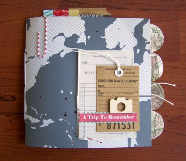 comment faire un carnet de voyage pour un voyage remarquable