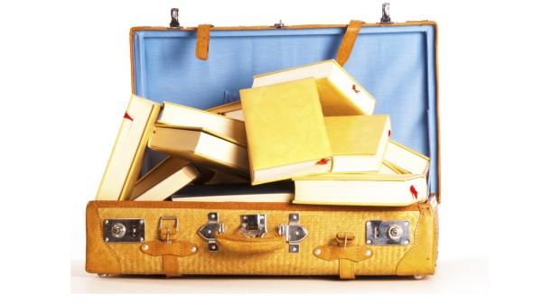 comment faire un carnet de voyage une valise pleine d'agendas