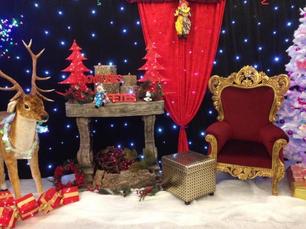 décoration Noël déco des contes