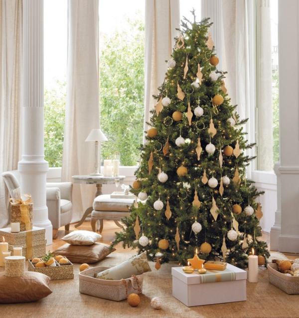 décoration Noël déco traditionnelle