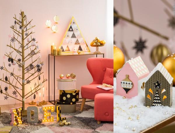 décoration Noël une fête écolo