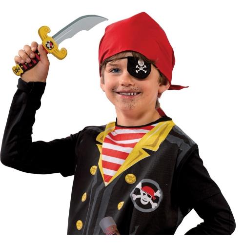 déguisement Halloween Jack Sparrow joli petit pirate