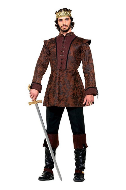 déguisement Halloween game of thrones costume de roi