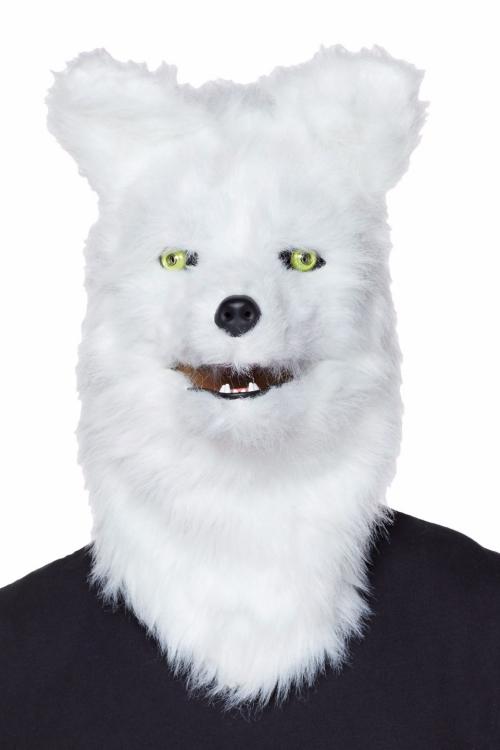 déguisement Halloween game of thrones le masque d'un loup