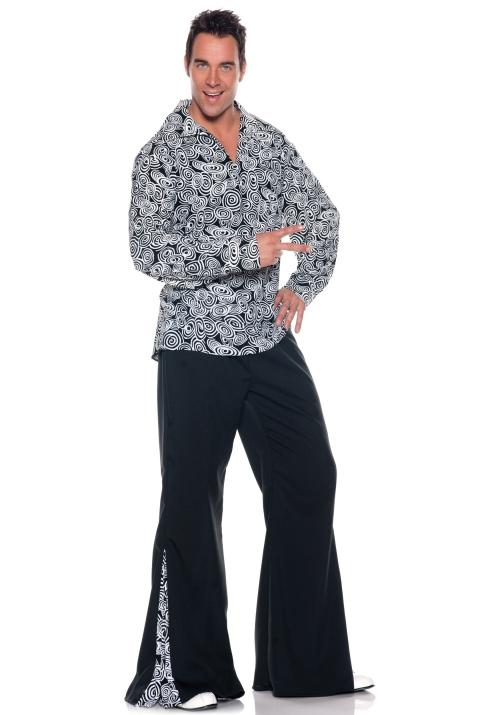 déguisement années 80 costume disco pour homme