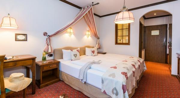 idée déco chambre adulte romantique chambre d'hôtel