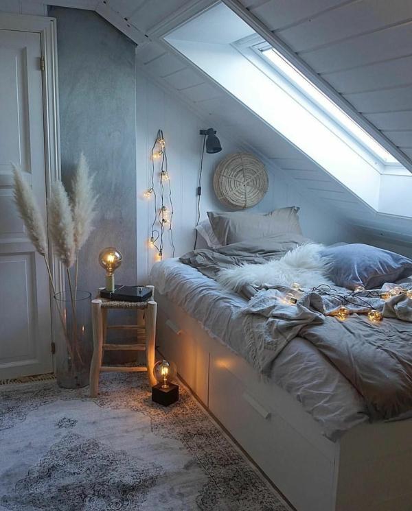 idée déco chambre adulte romantique chambre mansardée