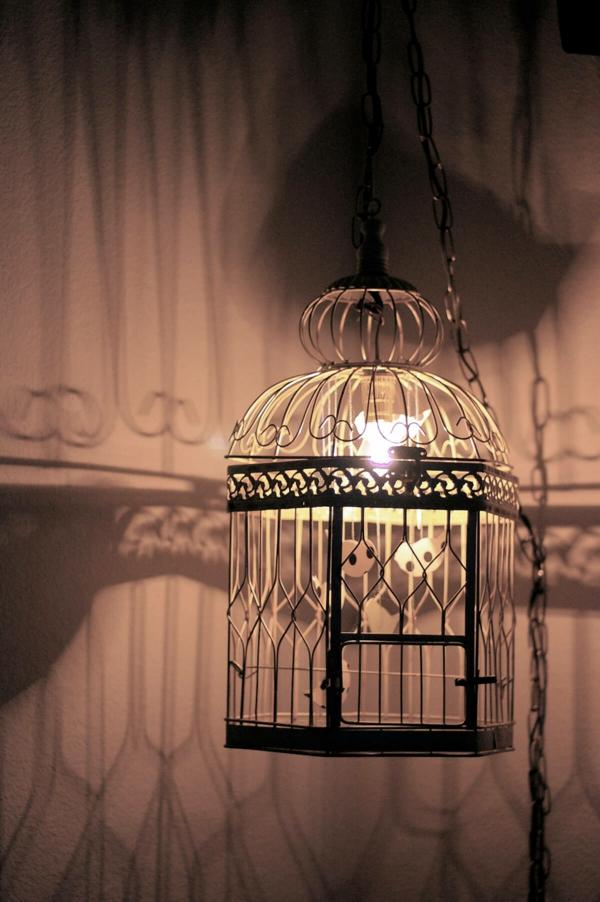 idée déco chambre adulte romantique lanterne diy