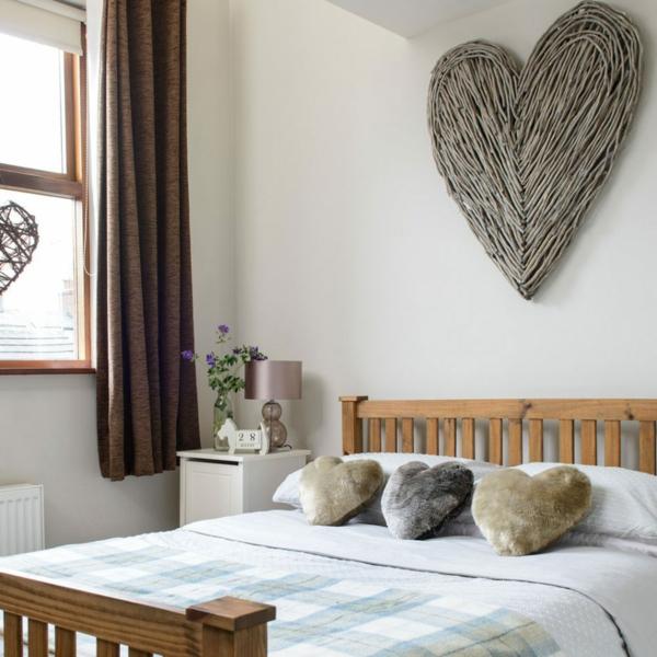 idée déco chambre adulte romantique petit espace