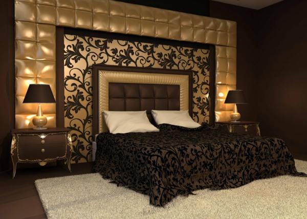 idée déco chambre adulte romantique style classique