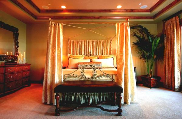 idée déco chambre adulte romantique style italien