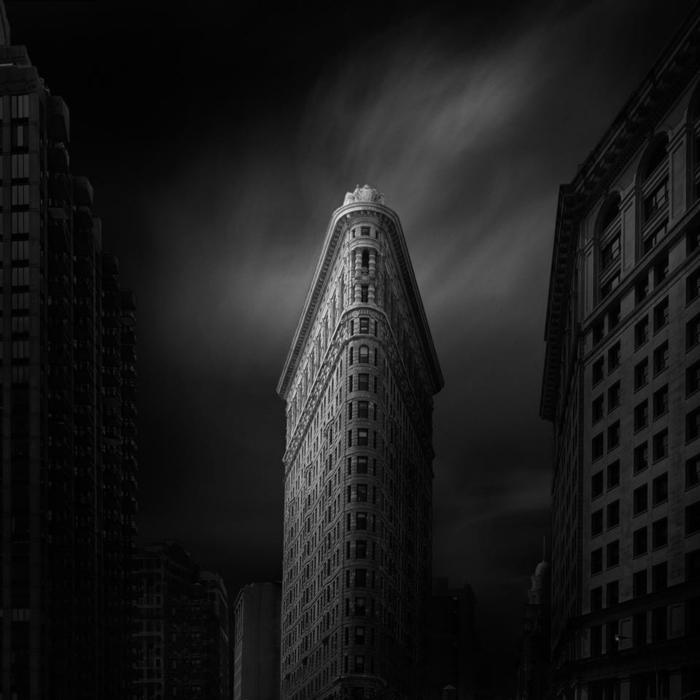 photographie noir et blanc new york
