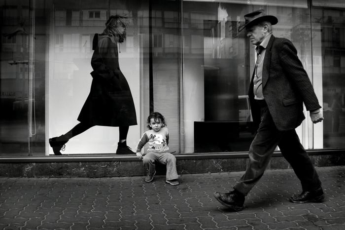 street photography photographie noir et blanc