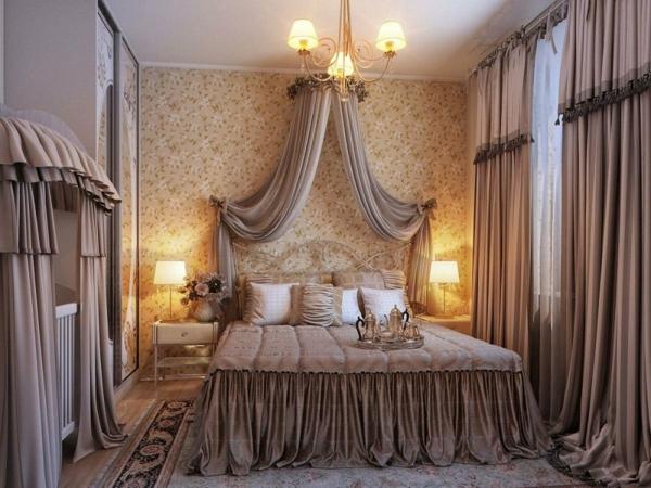 superbe idée déco chambre adulte romantique