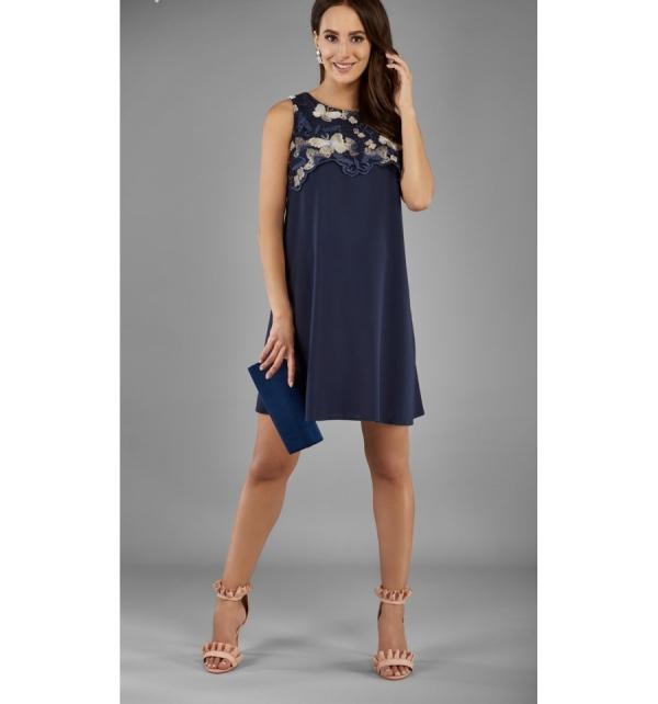 tenue de soirée femme enceinte robe en forme A