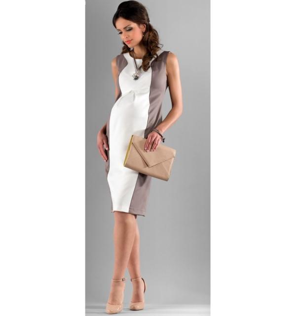 tenue de soirée femme enceinte une robe très élégante