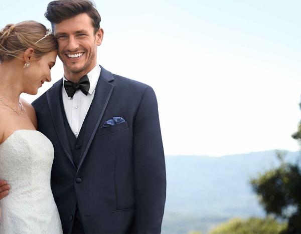 tenue de soirée homme costume de mariage