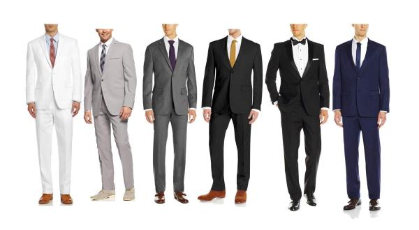 tenue de soirée homme modèles différents