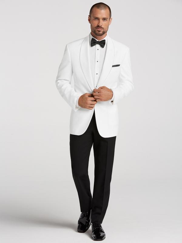 tenue de soirée homme pantalon noir