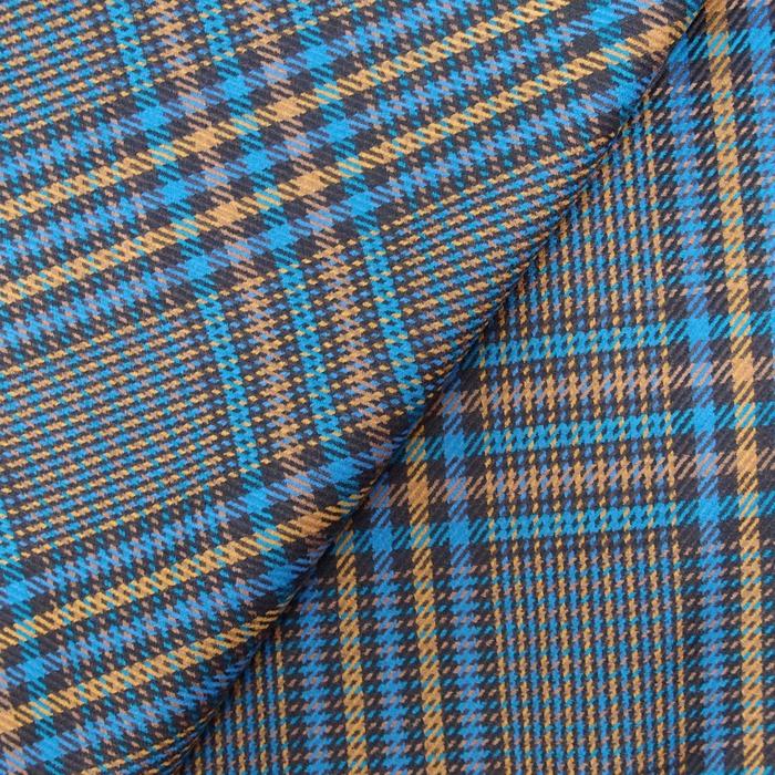 veste carreaux femme tissu prince de galles motif