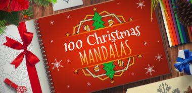 Coloriage Mandala Banane.Coloriage Mandala Noel Pour Faire Plaisir Aux Petits Et Grands