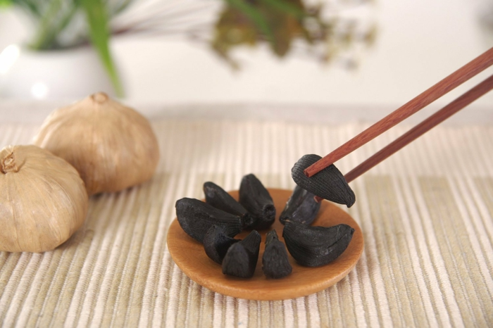 ail noir fermenté vertus santé