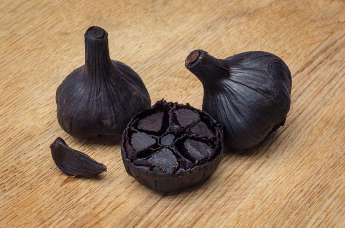 ail noir fermenté